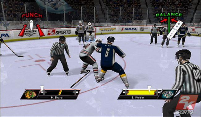 NHL 2K9 - Screenshots - Bild 18