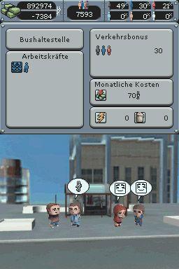 City Life DS - Screenshots - Bild 5