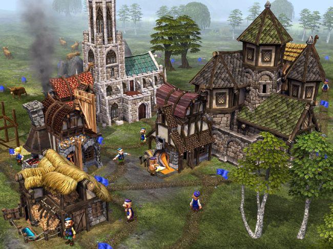 Die Siedler: Aufbruch der Kulturen - Screenshots - Bild 19