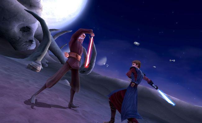 Star Wars: The Clone Wars: Lichtschwert-Duelle - Screenshots - Bild 2