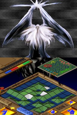 Populous DS - Screenshots - Bild 7
