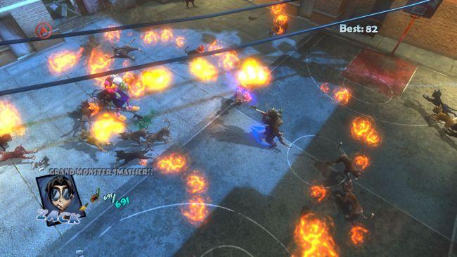 Monster Madness: Grave Danger - Screenshots - Bild 17