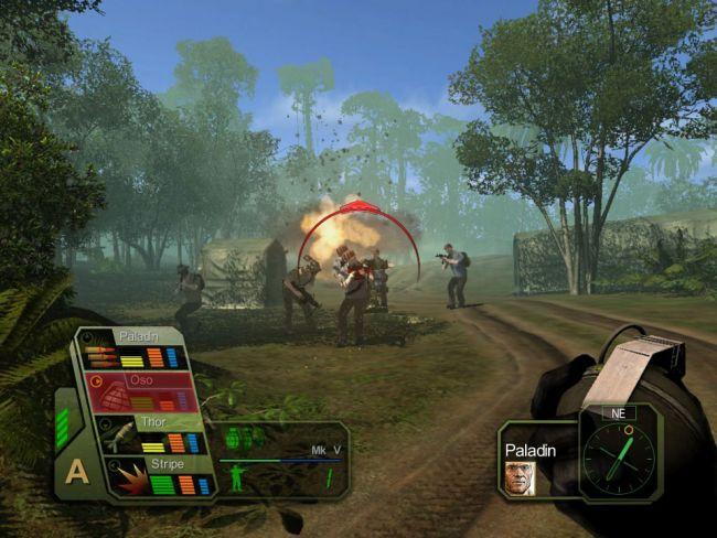 Raven Squad: Operation Hidden Dagger - Screenshots - Bild 3