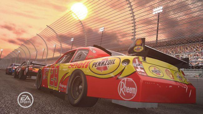 NASCAR 09 - Screenshots - Bild 7