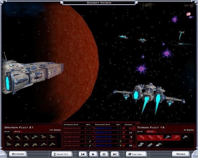 Galactic Civilizations II: Endless Universe - Screenshots - Bild 4