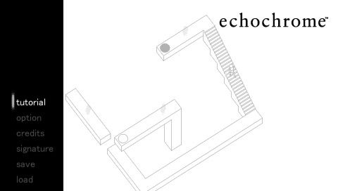 Echochrome - Screenshots - Bild 7