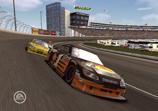 NASCAR 09 - Screenshots - Bild 13