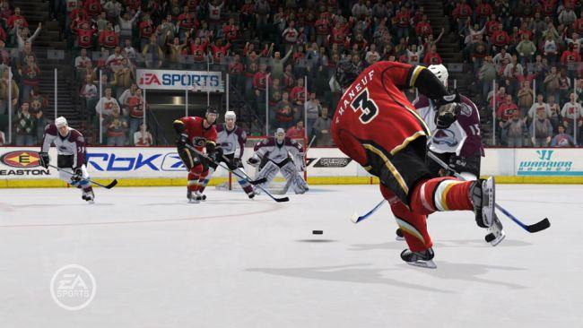 NHL 09 - Screenshots - Bild 37