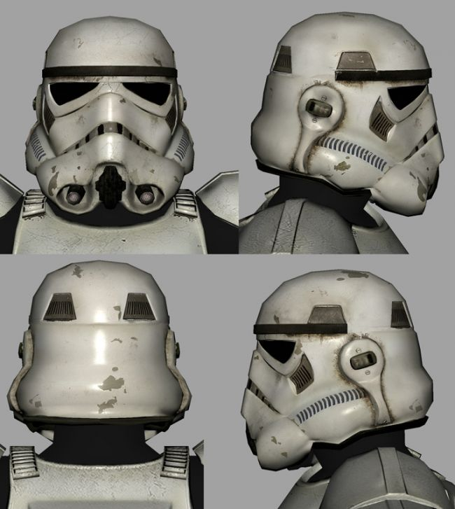 Star Wars: The Force Unleashed - Artworks - Bild 22