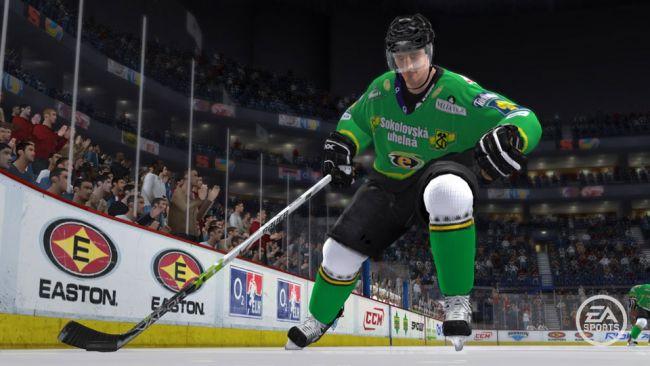 NHL 09 - Screenshots - Bild 22