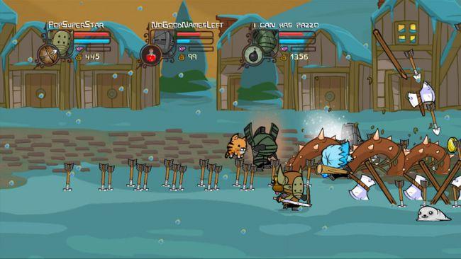 Castle Crashers - Screenshots - Bild 3