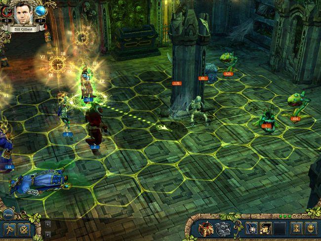 Скриншоты Kings Bounty The Legend (CD-Key, Steam, Region Free) .