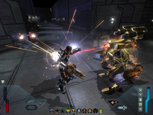 Space Siege - Screenshots - Bild 6