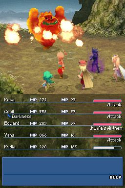 Final Fantasy IV - Screenshots - Bild 2