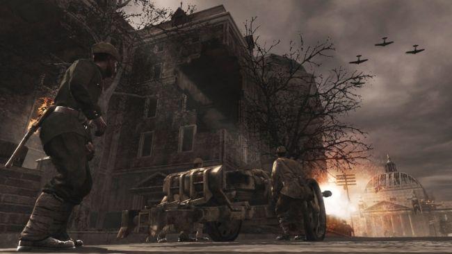Call of Duty: World at War - Screenshots - Bild 11