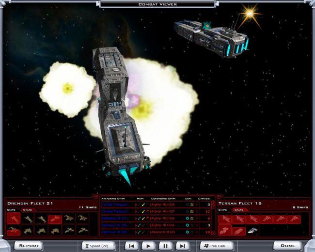 Galactic Civilizations II: Endless Universe - Screenshots - Bild 5