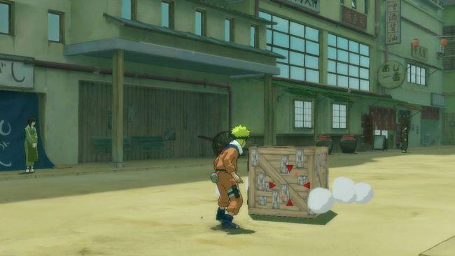 Naruto: Ultimate Ninja Storm - Screenshots - Bild 13