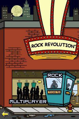 Rock Revolution - Screenshots - Bild 2