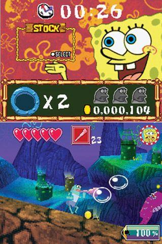 Drawn to Life: Spongebob und der magische Stift - Screenshots - Bild 4