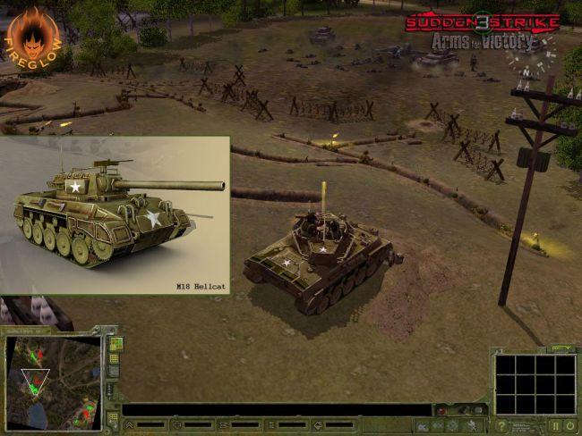 Sudden Strike 3: Arms for Victory Free Addon - Screenshots - Bild 12