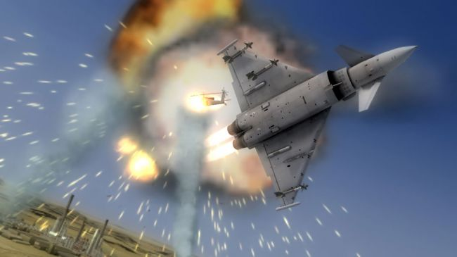 Tom Clancy's HAWX - Screenshots - Bild 3