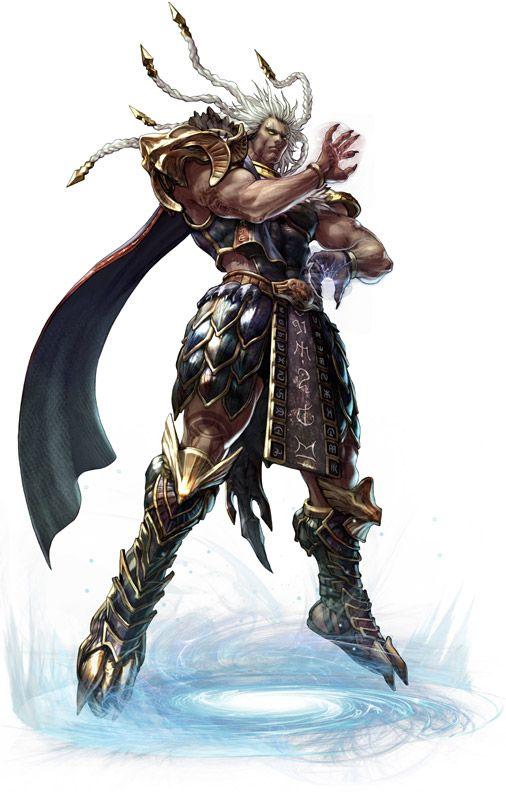 Soul Calibur IV - Artworks - Bild 2
