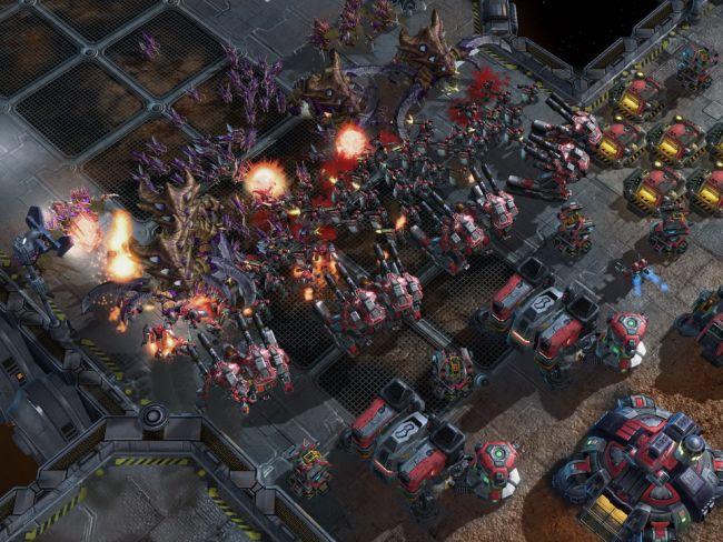 StarCraft 2 - Screenshots - Bild 2