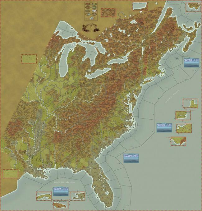 Birth of America II: Wars in America 1750-1815 - Screenshots - Bild 2
