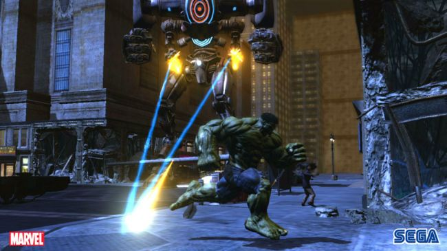 Der Unglaubliche Hulk - Screenshots - Bild 8