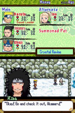 Naruto: Path of the Ninja 2 - Screenshots - Bild 9