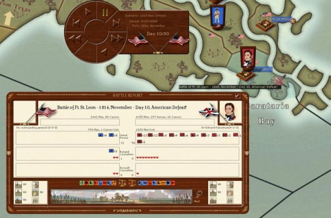 Birth of America II: Wars in America 1750-1815 - Screenshots - Bild 4