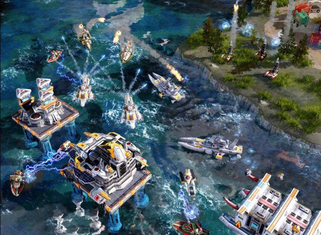 Command & Conquer: Alarmstufe Rot 3 - Screenshots - Bild 11