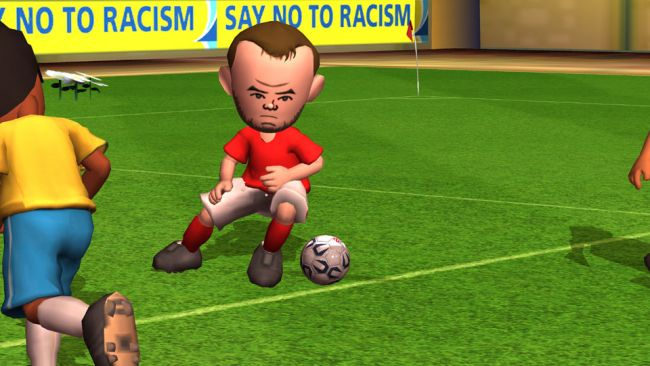 FIFA 09 All-Play - Screenshots - Bild 7