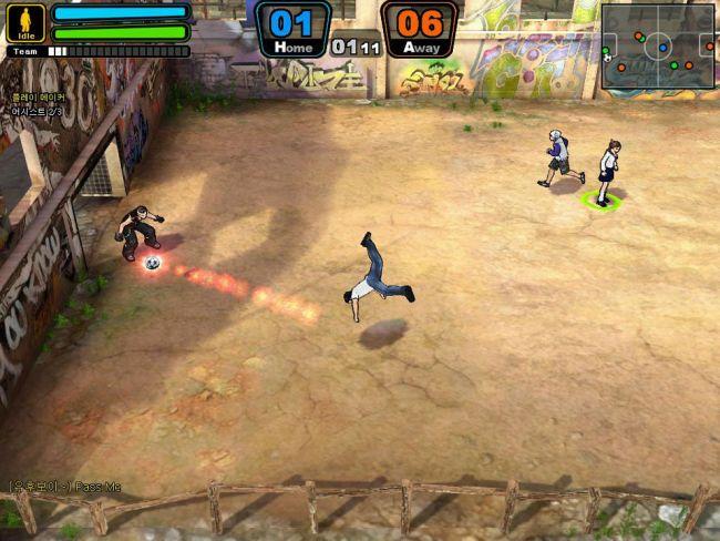 Kickster: Online Street Soccer - Screenshots - Bild 3