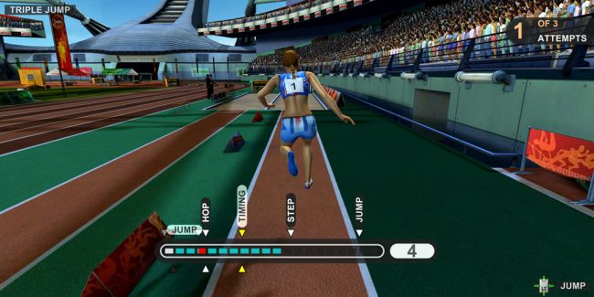 Summer Athletics - Screenshots - Bild 11