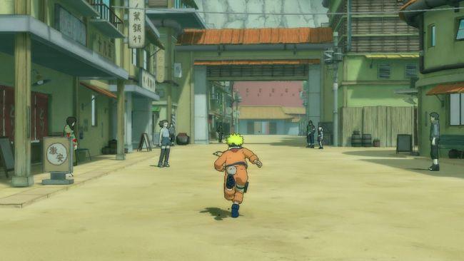Naruto: Ultimate Ninja Storm - Screenshots - Bild 2