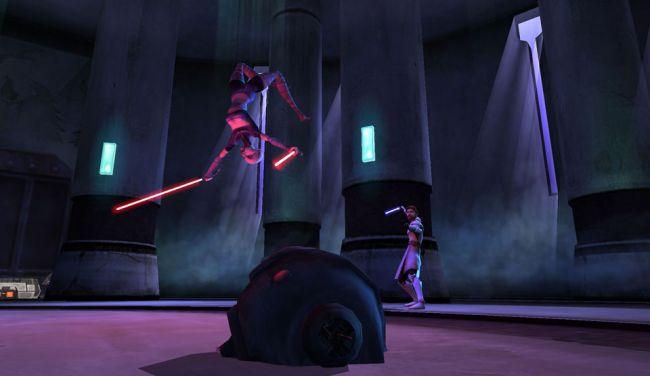 Star Wars: The Clone Wars: Lichtschwert-Duelle - Screenshots - Bild 4