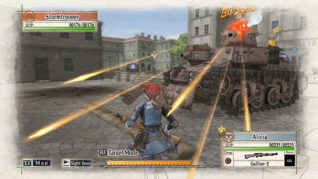 Valkyria Chronicles - Screenshots - Bild 6