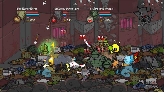 Castle Crashers - Screenshots - Bild 11