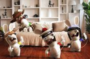 Rayman Raving Rabbids TV Party - Artworks - Bild 2