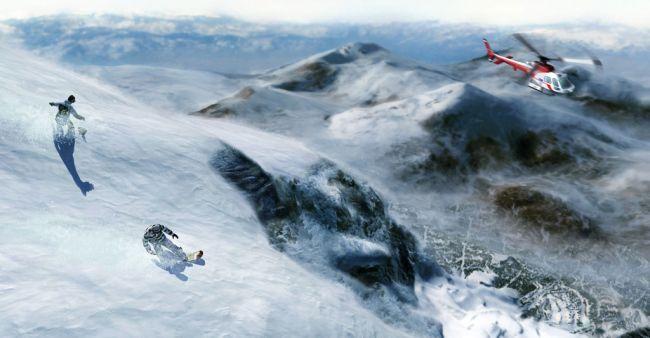 Shaun White Snowboarding - Screenshots - Bild 9