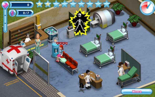 Sarah's Emergency Room - Screenshots - Bild 2