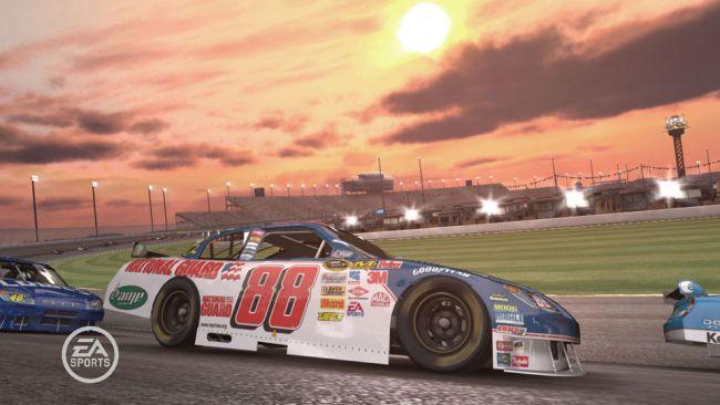 NASCAR 09 - Screenshots - Bild 2