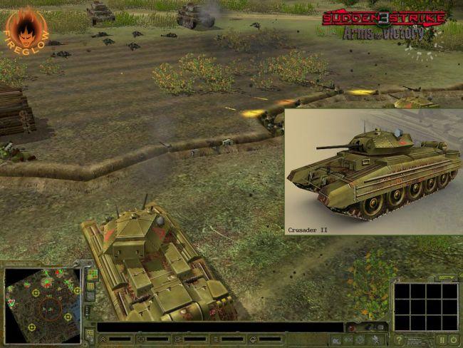 Sudden Strike 3: Arms for Victory Free Addon - Screenshots - Bild 5
