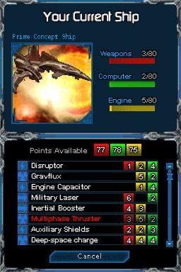 Puzzle Quest: Galactrix - Screenshots - Bild 6