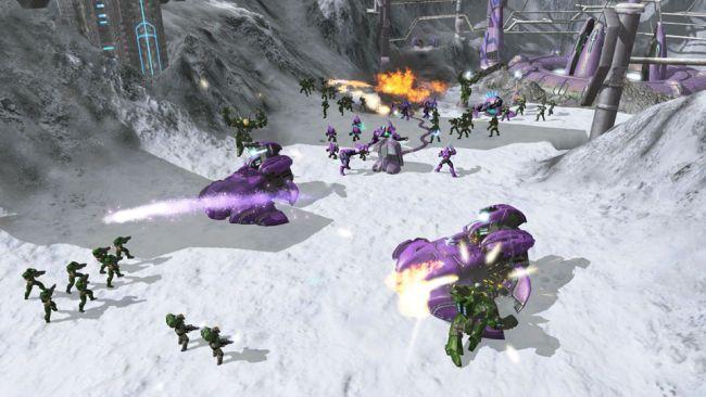 Halo Wars - Screenshots - Bild 9