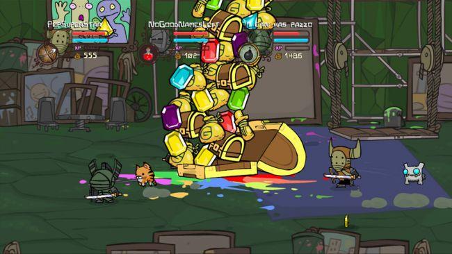 Castle Crashers - Screenshots - Bild 7