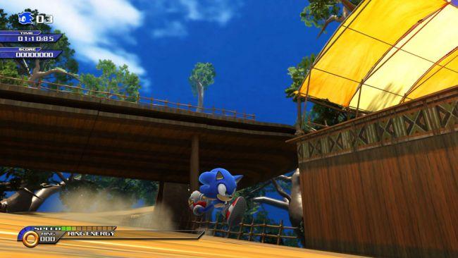 Sonic Unleashed - Screenshots - Bild 27