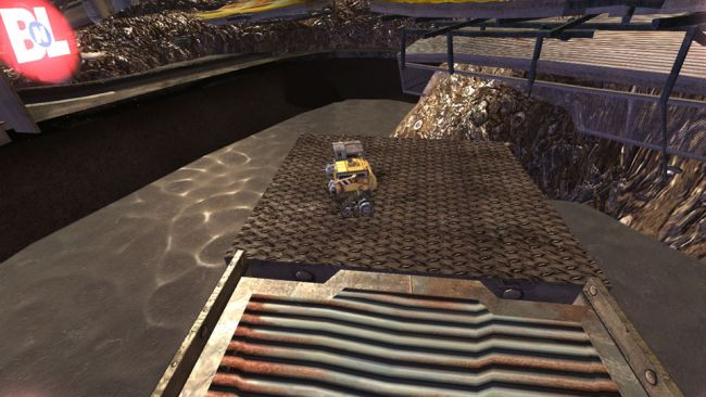 Wall-E - Screenshots - Bild 3
