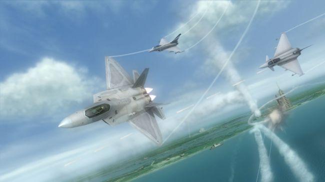 Tom Clancy's HAWX - Screenshots - Bild 2